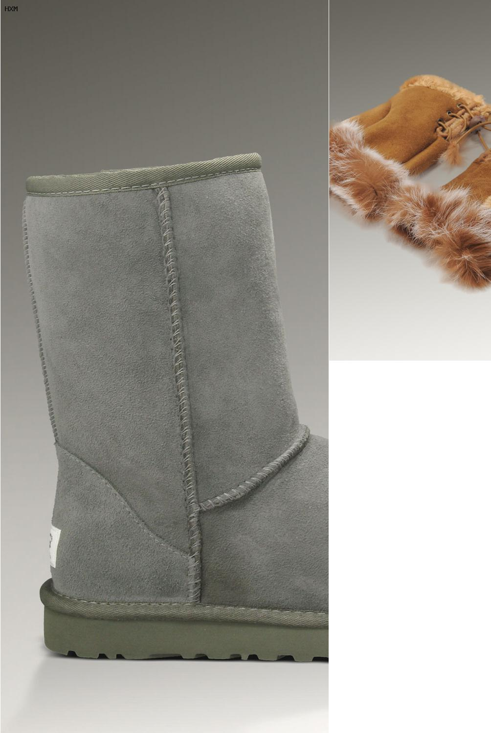 ugg button triplet boots