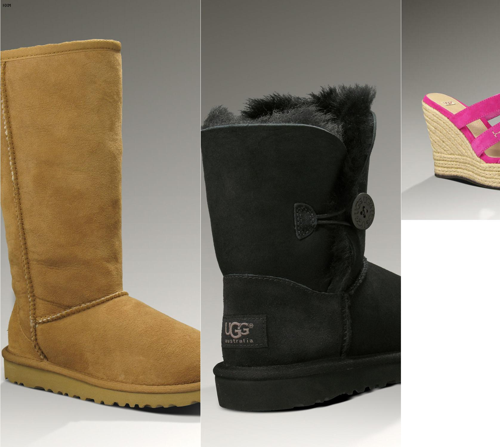 ugg classic mini marroni