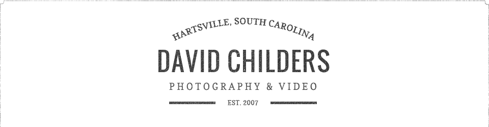 Vintage Destination Wedding Photographer in Florence, SC logo